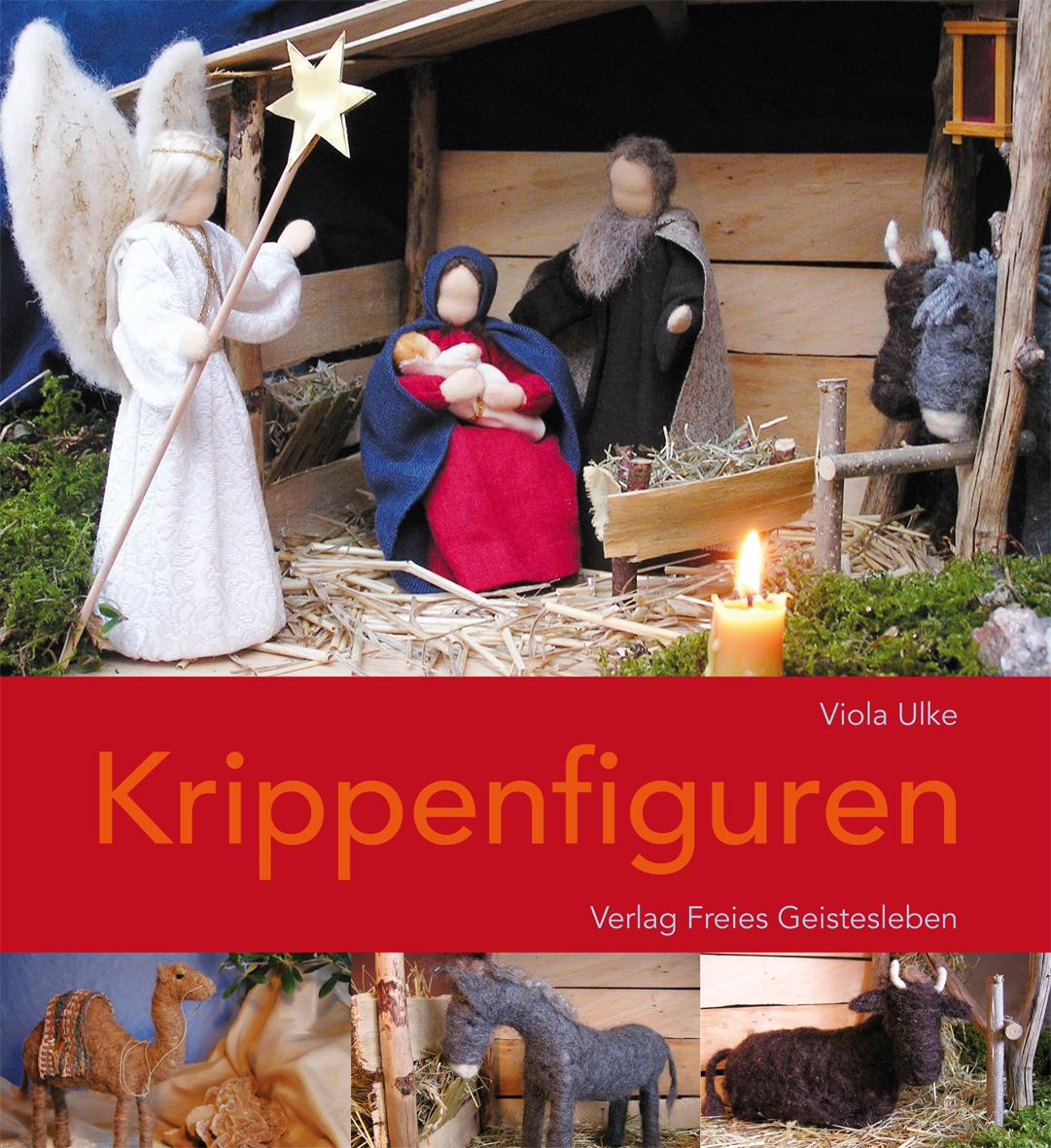 Krippenfiguren Verlag Freies Geistesleben
