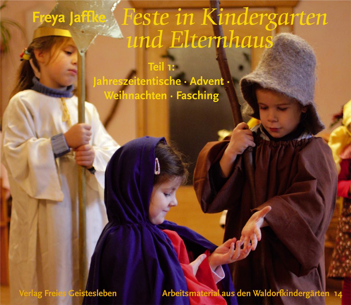 Feste In Kindergarten Und Elternhaus Verlag Freies Geistesleben