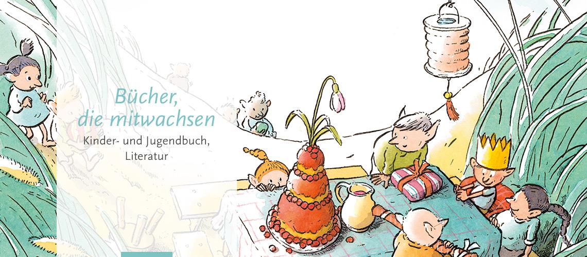 Kinder- und Jugendbuch, Literatur