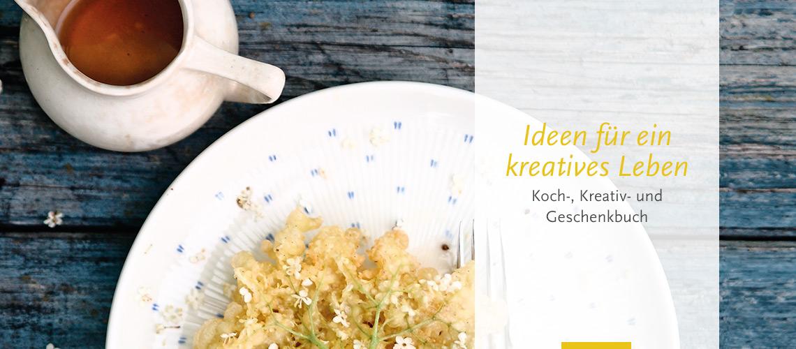 Koch-, Kreativ- und Geschenkbuch